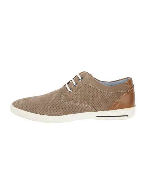 Rückansicht von s.Oliver RED LABEL - THEMA-HERREN-SHOP-BY-STYLE-CASUAL in Taupe - 1