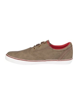 Rückansicht von s.Oliver RED LABEL - THEMA-HERREN-SHOP-BY-STYLE-CASUAL in Khaki - 1