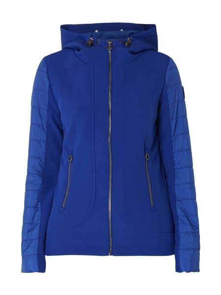 best price top fashion latest fashion s.Oliver RED LABEL – Softshell-Jacke mit Kapuze – Royalblau