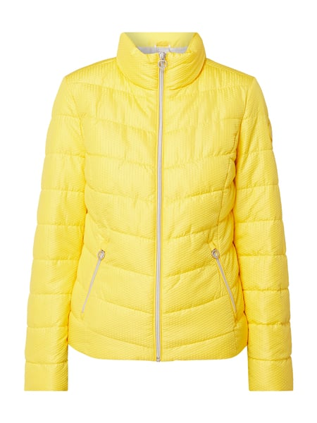 s.Oliver RED LABEL Steppjacke in Waffeloptik - wattiert Gelb - 1