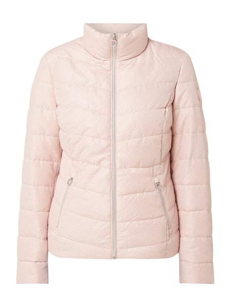 s.Oliver RED LABEL Steppjacke in Waffeloptik - wattiert Rosa - 1