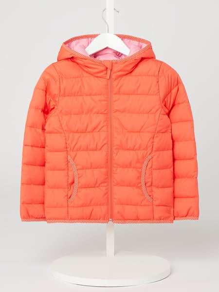 s.Oliver RED LABEL Steppjacke mit Nieten Orange - 1