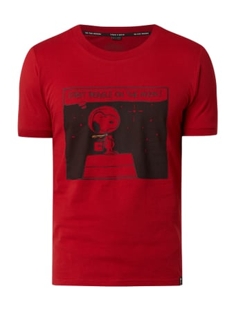s.Oliver RED LABEL The Anniversary Collection T-Shirt Rot - 1