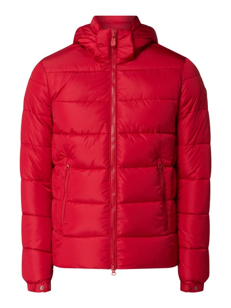 SAVE THE DUCK Steppjacke mit veganer Daune - PLUMTECH® Rot - 1