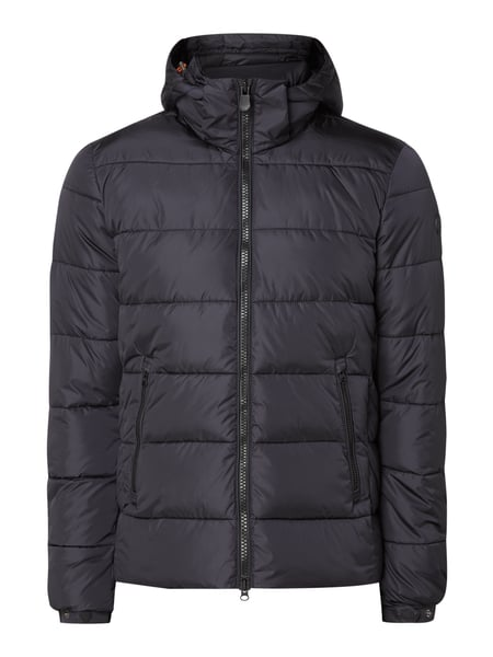 SAVE THE DUCK Steppjacke mit veganer Daune - PLUMTECH® Schwarz - 1