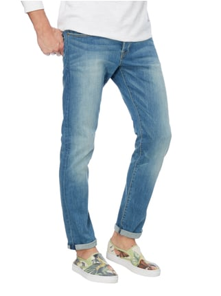 Scotch & Soda Blauw Stone Washed 5-Pocket-Jeans Jeans - 1