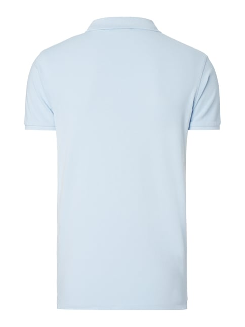 Scotch & Soda Poloshirt mit Logo-Stickerei Bleu - 1
