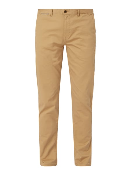 Scotch & Soda Slim Fit Chino mit Stretch-Anteil Weiß - 1