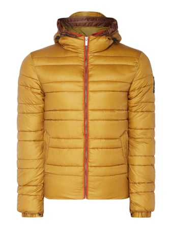 Scotch & Soda Steppjacke mit Kapuze - wattiert Gelb - 1