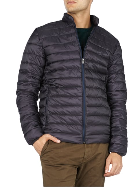 Scotch & Soda Steppjacke mit leichter Wattierung Blau - 1
