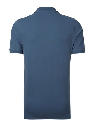 Selected Homme Poloshirt mit Stretch-Anteil Bleu - 1