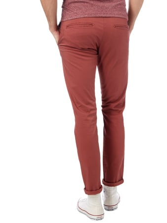Rückansicht von Selected Homme - THEMA-YOUNG-FASHION-ROCK-CHIC in Rot - 1