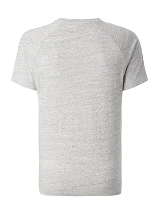 Selected Homme T-Shirt mit Raglanärmeln Marineblau - 1