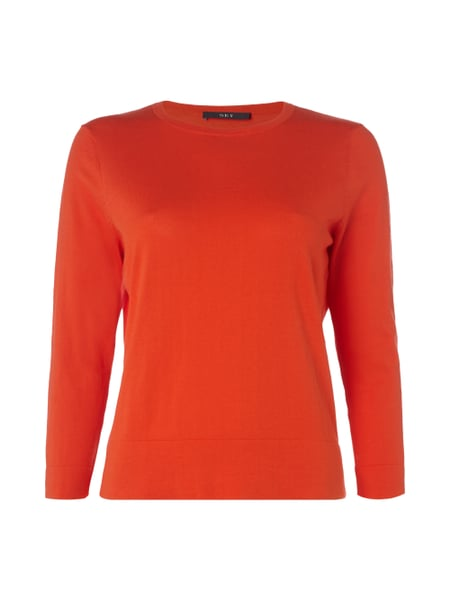 check out f2045 05fc5 SET Pullover aus Baumwoll-Modal-Mix in Rot online kaufen ...
