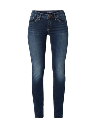 aec317c15152 Silver Jeans Double Stone Washed Straight Fit Jeans Blau   Türkis - 1 ...