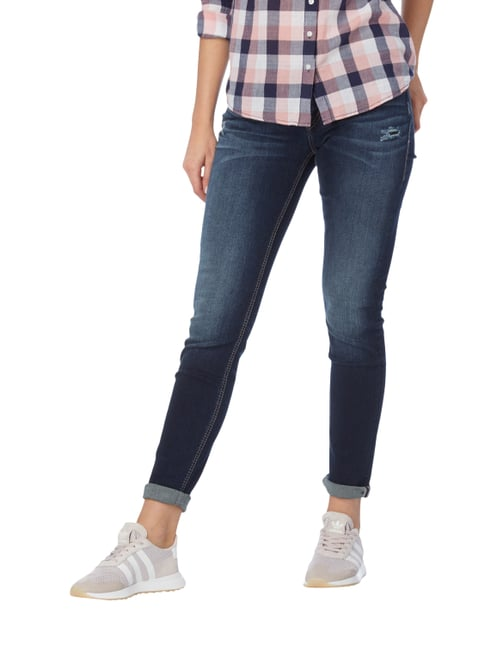 Silver Jeans Skinny Fit Jeans im Destroyed Look Jeans - 1