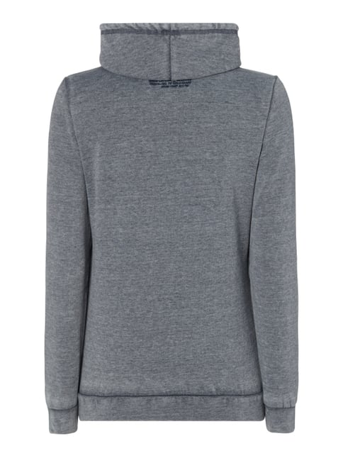 Soccx Sweatshirt im Washed Out Look Marineblau - 1