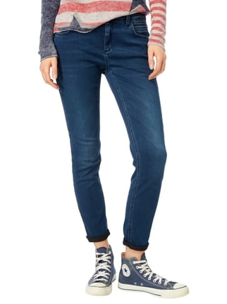 Street One Stone Washed Slim Fit 5-Pocket-Jeans Jeans - 1