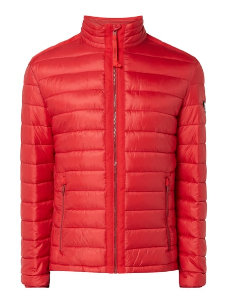 Strellson Light-Steppjacke mit Wattierung Modell 'Carpi' Rot - 1