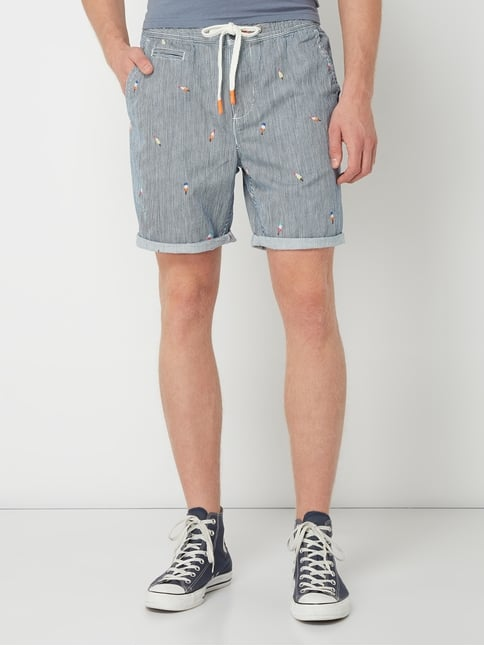 promo code 8ef33 78781 Sunscorched Shor - Chinoshorts mit Allover-Muster
