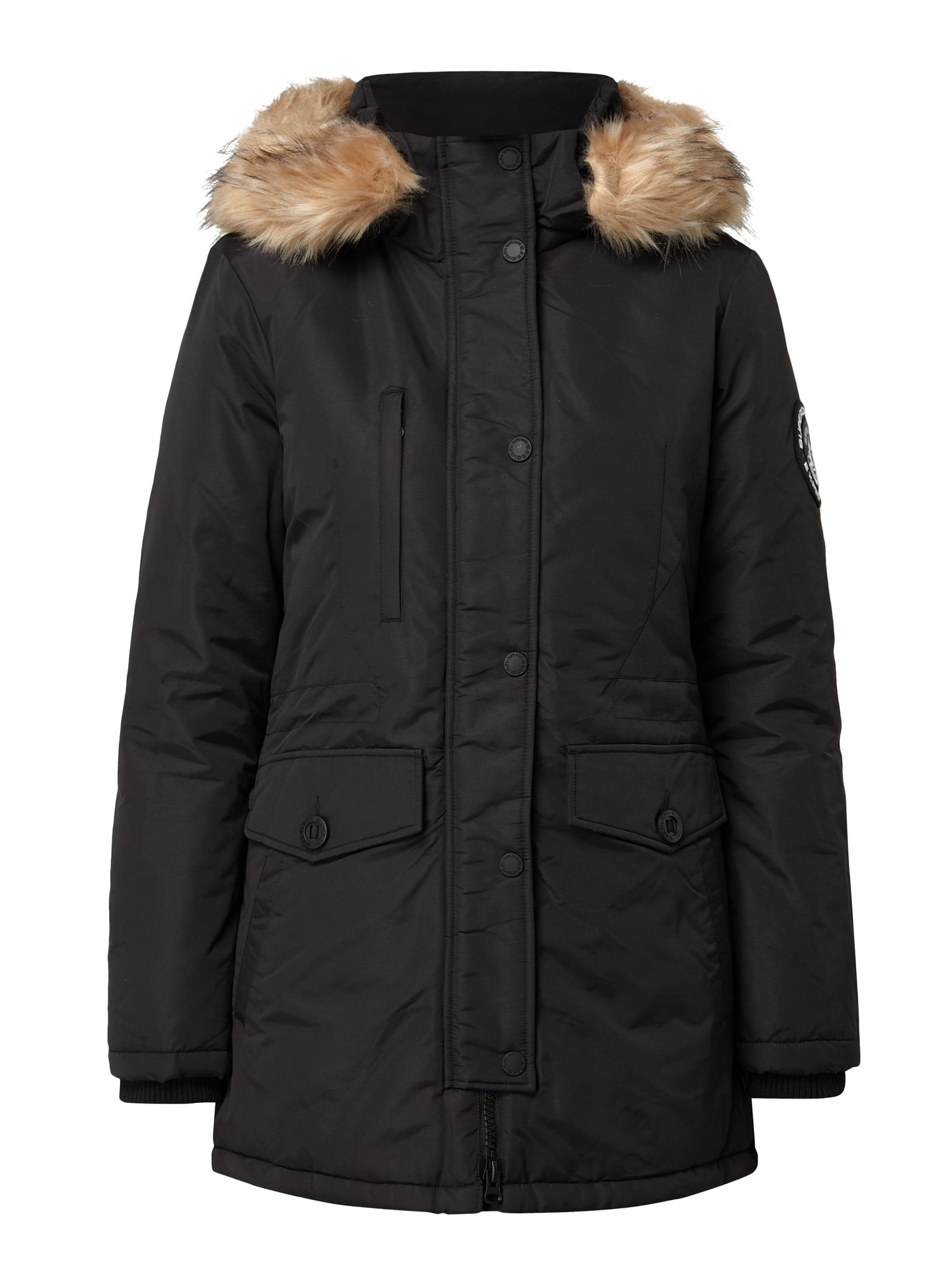 Superdry Ashley Everest Parka Damen Jacken & Mäntel