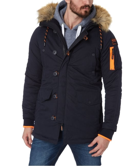 superdry winterjacken parkas f r damen herren online. Black Bedroom Furniture Sets. Home Design Ideas