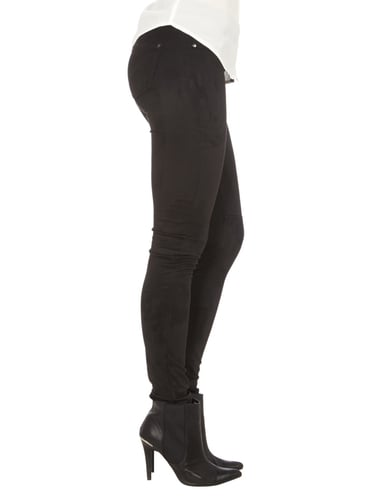 Jeggings in Velourslederoptik Supertrash online kaufen - 2