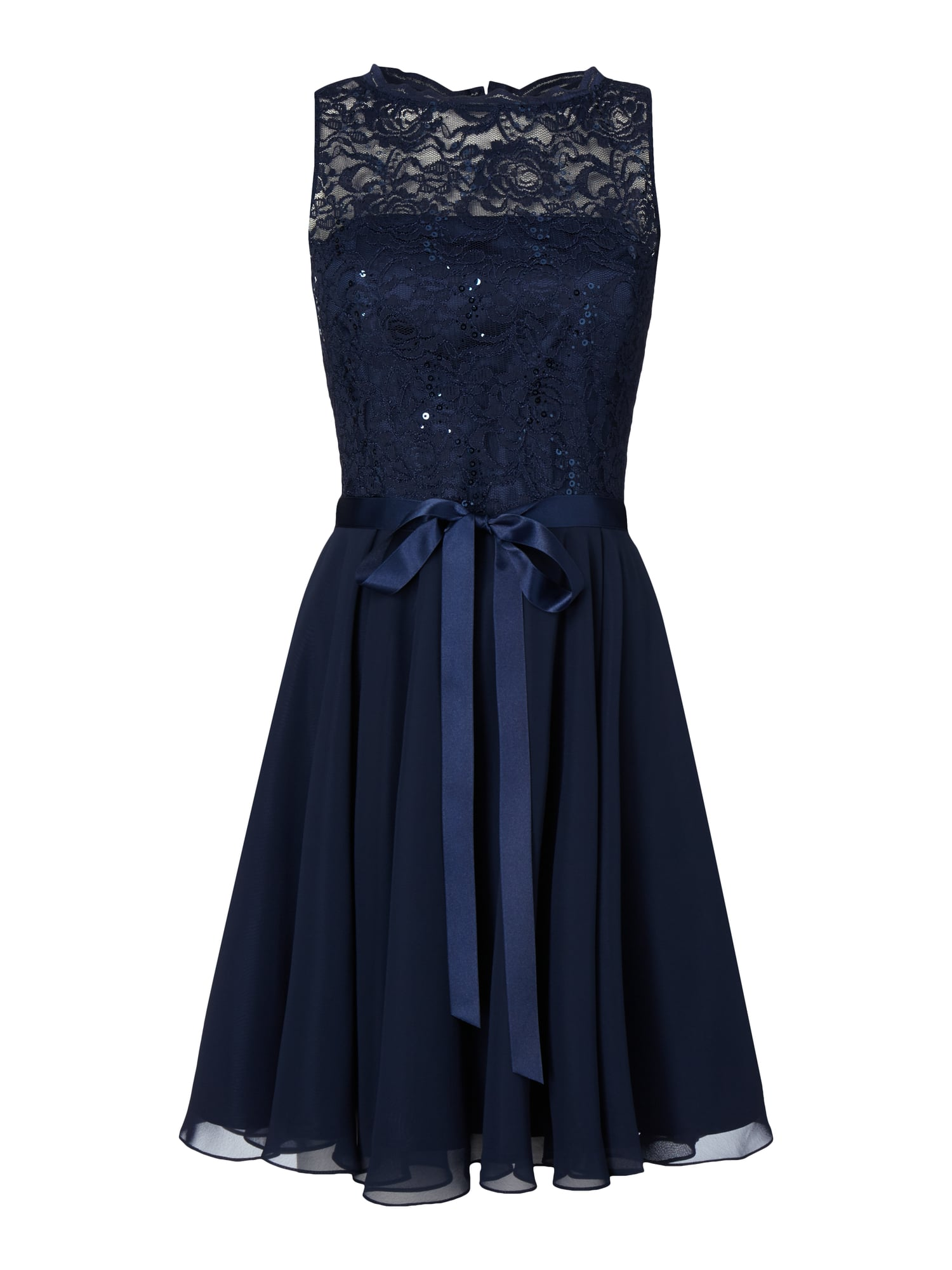 Swing cocktailkleid pailletten