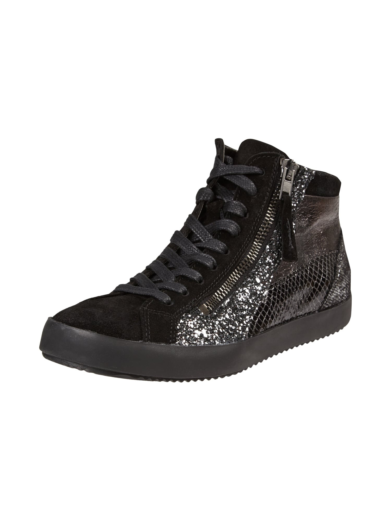 tamaris high top sneaker