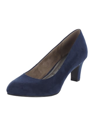 Pumps mit TOUCH it-Fußbett Blau / Türkis - 1