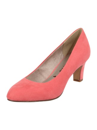 Pumps mit TOUCH it-Fußbett Rot - 1