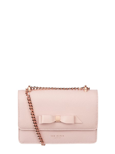 Ted Baker Crossbody Bag aus Leder Rosa - 1