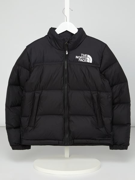 The North Face Daunenjacke mit Steppnähten Schwarz - 1