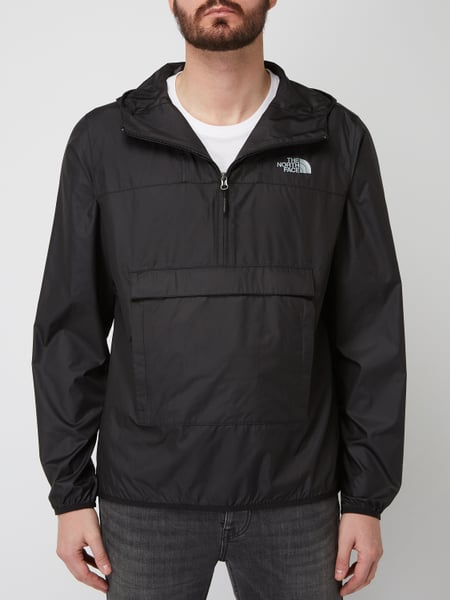 wholesale dealer 17d7e d34b0 The North Face – Jacke in Schlupfform mit Kapuze – Schwarz