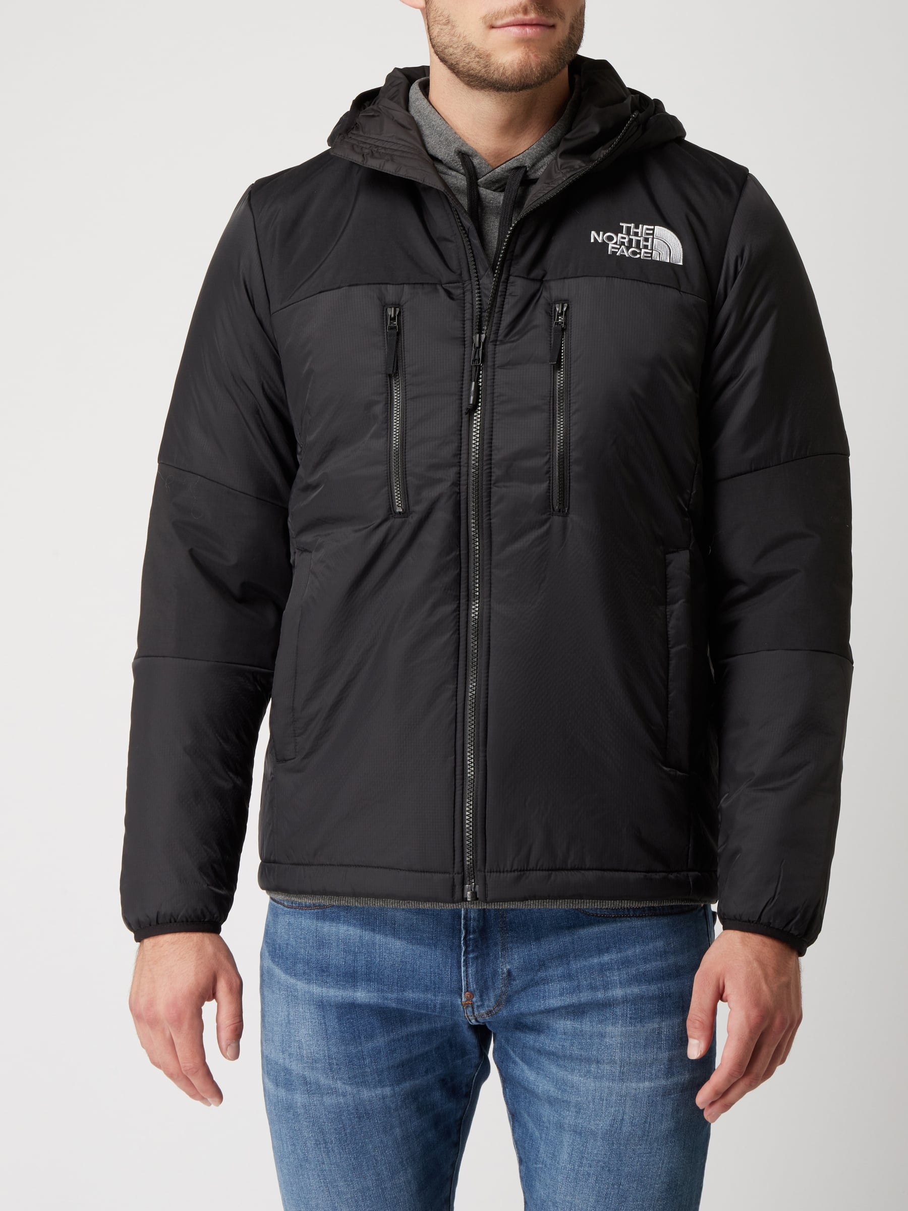 pretty nice ca360 d998e The North Face - Jacke mit Kapuze - Schwarz