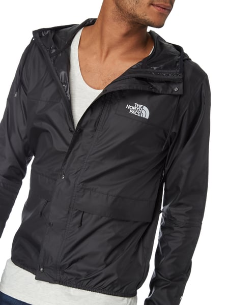 detailed look 2ce12 6624b The North Face – Jacke mit Kapuze - wasserabweisend – Schwarz