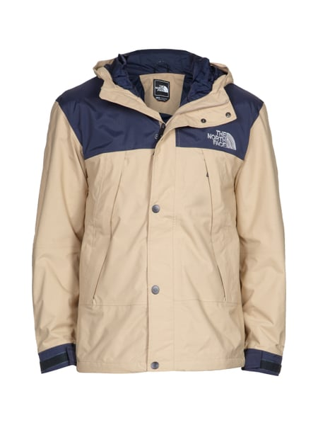 ad23e192fc4715 THE-NORTH-FACE Jacke mit Logo-Stickerei in Weiß online kaufen ...