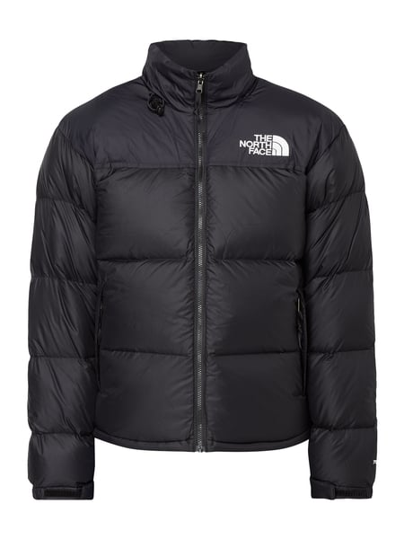 The North Face – 'Men's 1996 Retro Nuptse Jacket' mit herausnehmbarer Kapuze – Schwarz