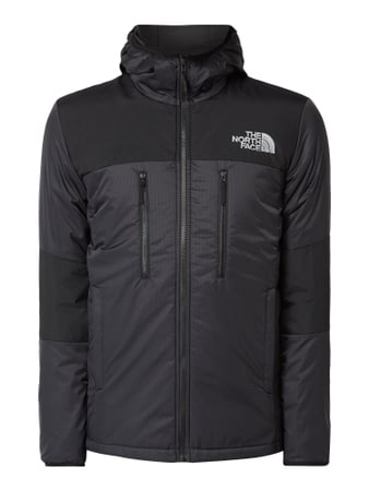 The North Face 'Men`s Himalayan Jacket' - wattiert Grau / Schwarz - 1