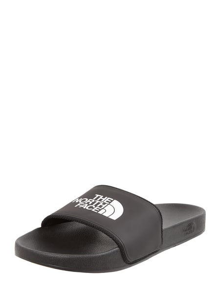 The North Face Slides mit Logo-Print Schwarz - 1