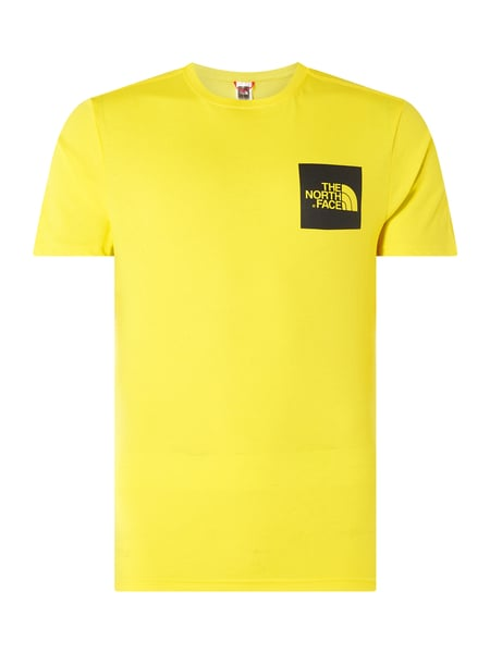 The North Face T-Shirt mit Logo-Prints Gelb - 1