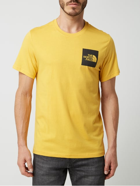 T Shirt mit Logo Prints