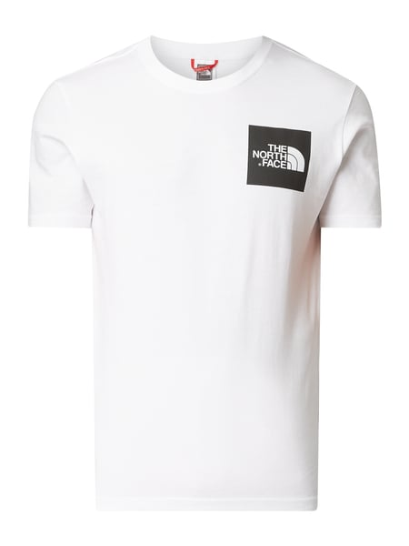 The North Face T-Shirt mit Logo-Prints Weiß - 1