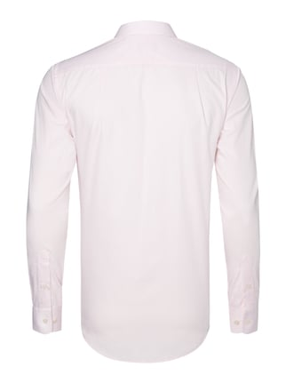 Tiger Of Sweden Slim Fit Business-Hemd mit Haifischkragen Rosa - 1