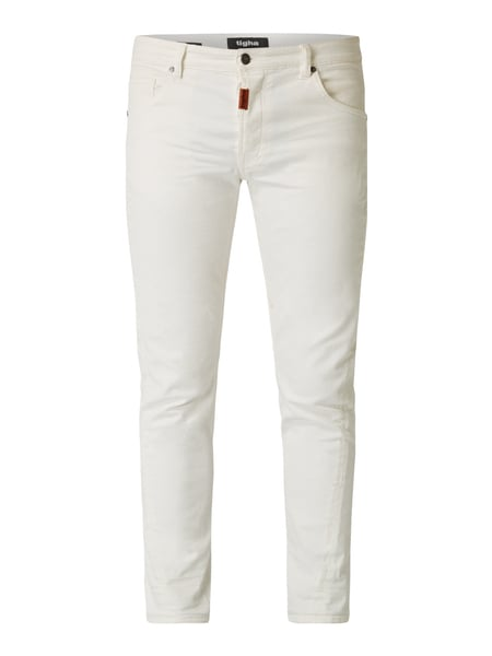 Tigha Coloured Slim Fit Jeans Weiß - 1