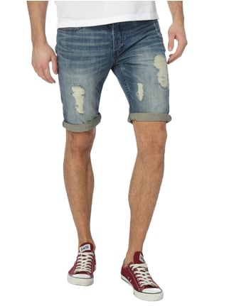 Tigha Destroyed Look 5-Pocket-Jeansbermudas Jeans - 1