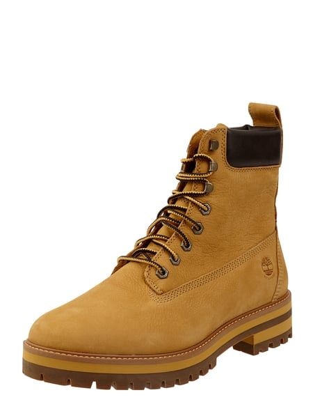 Timberland – Boots aus Leder Modell 'Courma Guy' – Camel