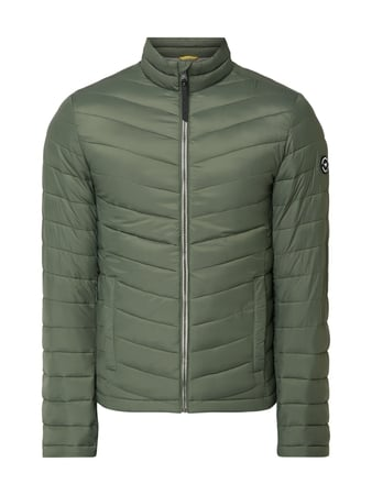 Tom Tailor Light-Steppjacke mit Stehkragen Grün - 1
