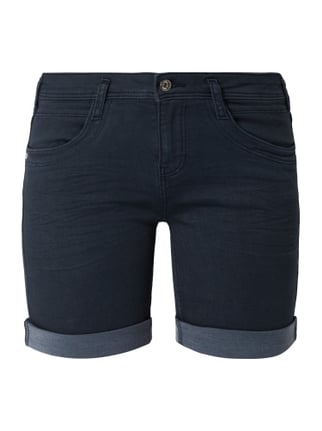 Tom Tailor Regular Fit Shorts mit Stretch Anteil