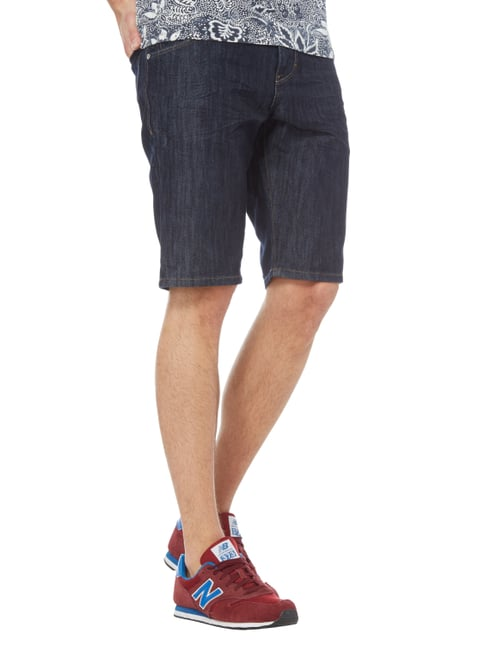 Tom Tailor Regular Slim Fit Jeansbermudas Jeans - 1
